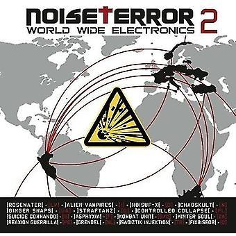 Noise Terror 2 - støj Terror 2 [CD] USA importerer