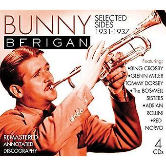Bunny Berigan - 1931-1937: Selected Sides-Classic Jazz [CD] USA import