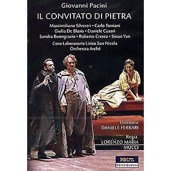 Il Convitato Di Pietra [DVD] USA import