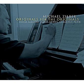Michael Zilber - originalerne til originaler [CD] USA importen
