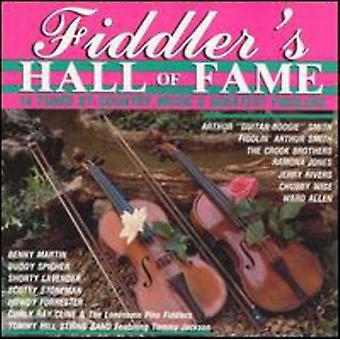 Fiddler's Hall of Fame - Fiddler's Hall of Fame [CD] USA importerer
