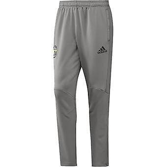 2016-2017 Juventus Adidas Presentation Pants (Solid Grey)