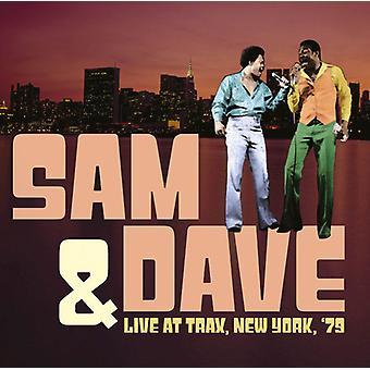 Sam & Dave - Live på Trax; New York; ' 79 [DVD] USA importere