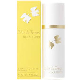 Nina Ricci l'Air Du Temps Eau de Toilette 30ml EDT Travel Spray