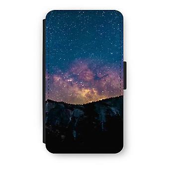 Samsung Galaxy A3 (2017) Flip Case - reise til space