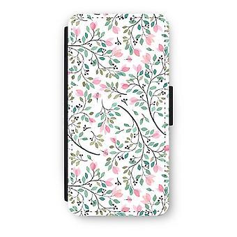iPhone 8 Flip Case - nätta blommor