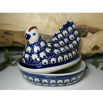 Huhn als Eierwärmer, 2. Wahl, 17 x 11 cm, 14 cm hoch, Tradition 80 - BSN 62817