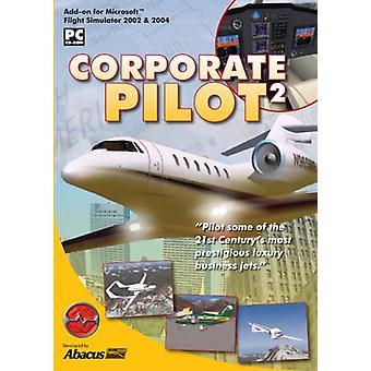 Corporate Pilot 2 Add-On voor FS 2002-2004 (PC CD)