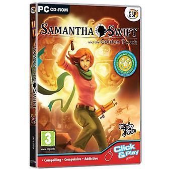 Samantha Swift en de Golden Touch (PC CD)