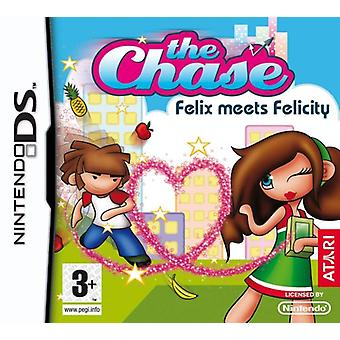 The Chase Felix Meets Felicity (Nintendo DS) - Factory Sealed