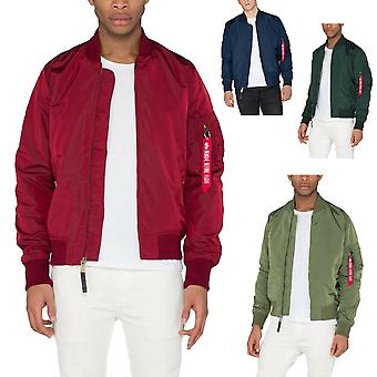 Alpha industries MA-1 jacket TT long