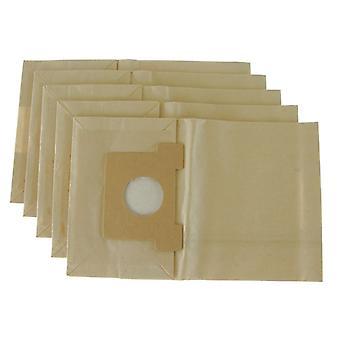 Série Panasonic 96 aspirateur sacs poussière en papier