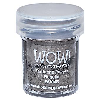 WOW! Embossing Powder 15ml-Pepper