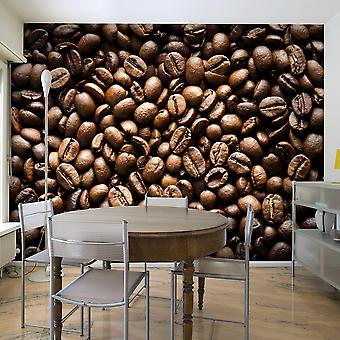 Wallpaper - Roasted coffee beans