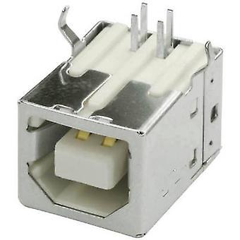 Socket, horizontal mount USBBU1B econ connect Content: 1 pc(s)