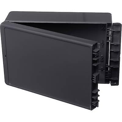 Bopla Bocube B 261709 PC-V0-7024 Wall-mount enclosure, Build-in casing 170 x 271 x 90 Polycarbonate (PC) Graphite grey (RAL 7024) 1 pc(s)