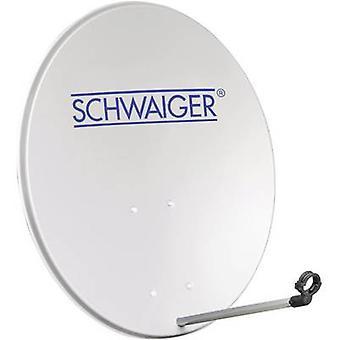 Schwaiger SPI2080 SAT antenna 80 cm Reflective material: Aluminium Aluminium grey
