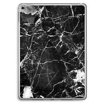 iPad Pro 9,7 pulgadas caja transparente (suave) - negro mármol 2