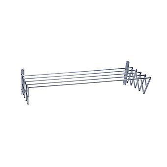 Protenrop Uittrekbaar aluminium droogrek (120x70)
