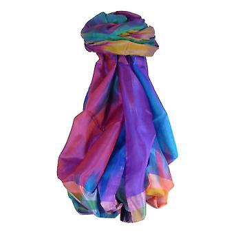 Varanasi Ekal Premium Silk Scarf Heritage långväga Persad 9 av Pashmina & Silk