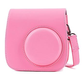Camera case for Fujifilm Instax Mini 9/8/8 +, Flamingo Pink