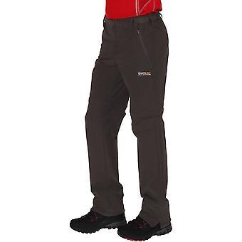 Regatta Mens Xert tramo II Zip luz de pocos pantalones
