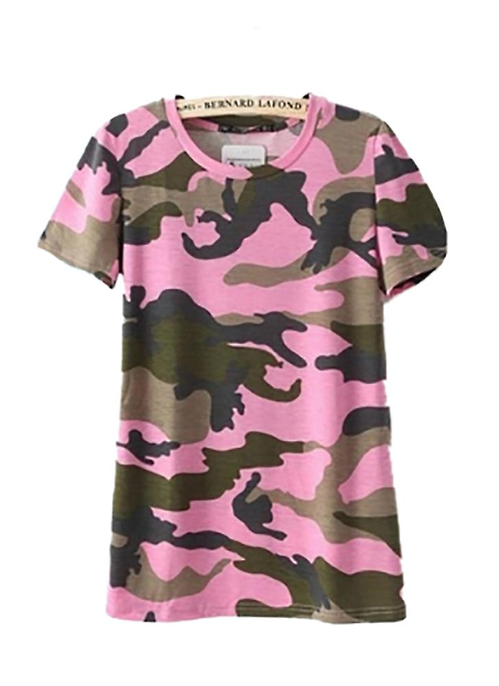 Waooh - Military T-shirt printed Seut