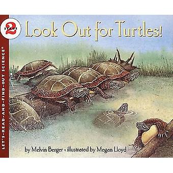 Look Out for Turtles by Melvin Berger - 9780064451567 Book
