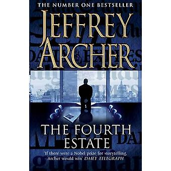 The Fourth Estate by Jeffrey Archer - 9780330419086 Book