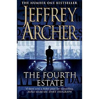 السلطة الرابعة بجيفري آرتشر-كتاب 9780330419086
