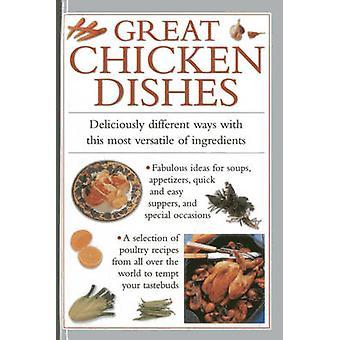 Grote kip gerechten - heerlijk verschillende manieren met deze meeste Versa