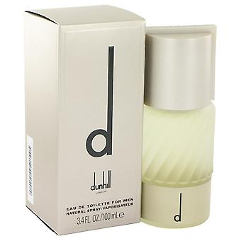 D by Alfred Dunhill Eau De Toilette Spray 3.4 oz / 100 ml (Men)