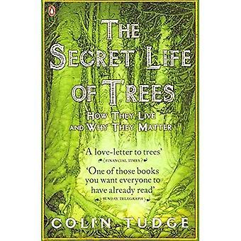 Den hemmelige liv af træer: hvordan de lever, og hvorfor de sagen (pingvin presse videnskab)