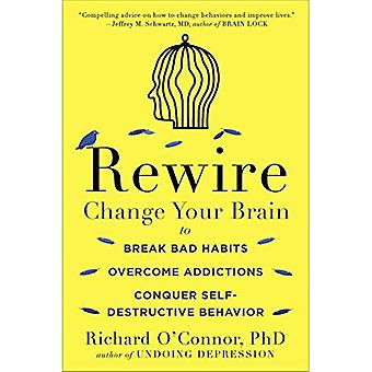 ReWire: Je hersenen om slechte gewoonten te breken, het overwinnen van verslaving, veroveren zelf-destructief gedrag wijzigen