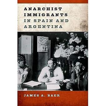 Immigrati anarchico in Spagna e Argentina