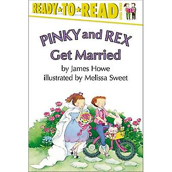 Pinky and Rex Get Married (Pinky and Rex