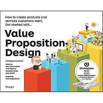 Conception de la Proposition de valeur: Comment créer des produits et Services clients veulent (Strategyzer)
