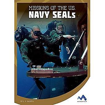 Missioni della US Navy Seals (forze speciali militari in azione)