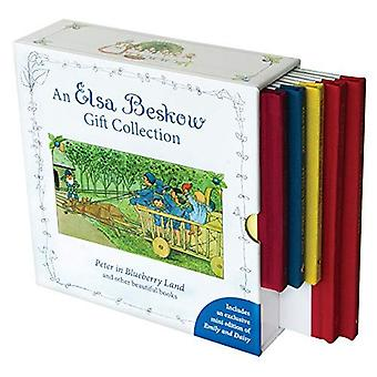 An Elsa Beskow Gift�Collection: Peter in Blueberry�Land and Other Beautiful Books