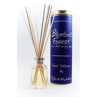 Lily flamme duftende Reed Diffuser - Bluebell skov