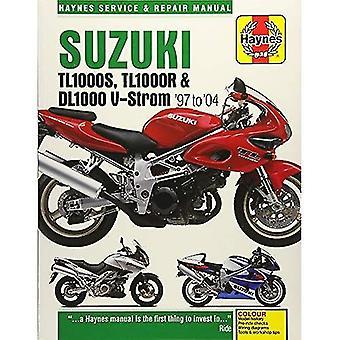Suzuki TL1000 Motorcycle Repair Manual