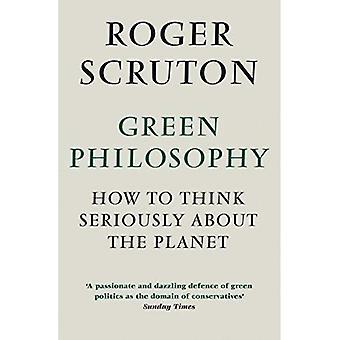Groene filosofie: Hoe serieus nadenken over de planeet