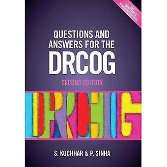 Questions and Answers for the DRCOG, second edition