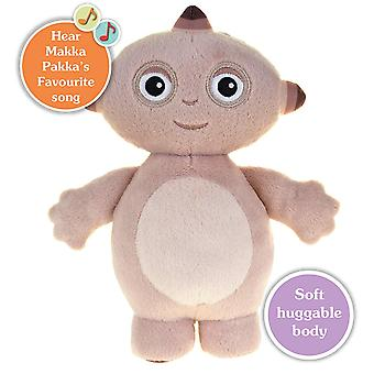 In de Night Garden Snuggly zingen Makka Pakka Soft 26cm