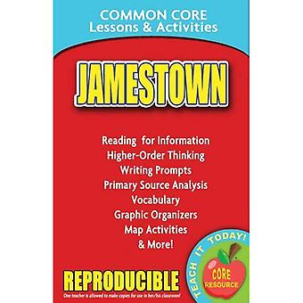Jamestown: Common Core Lessons & Activities