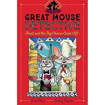 Basilikum und den Big Cheese Cook-Off (der große Maus Detektiv)
