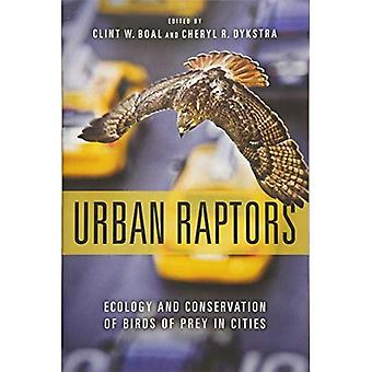 Urban Raptors: Ecology and Conservation of Birds of Prey in Cities