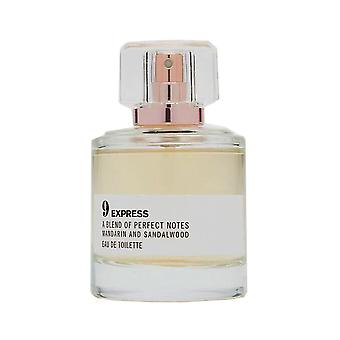 Express 9 A Blend Of Perfect Notes Mandarin And Sandalwood EDT 1.7oz New In Box