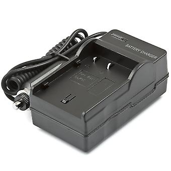 AC/DC Battery Charger for Panasonic DMW-BTC10 DMWBTC10 for DMW-BLF19 DMWBLF19