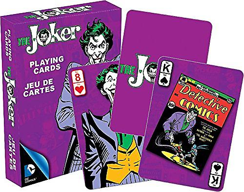 The Joker (Batman) Retro set of playing cards   (nm)